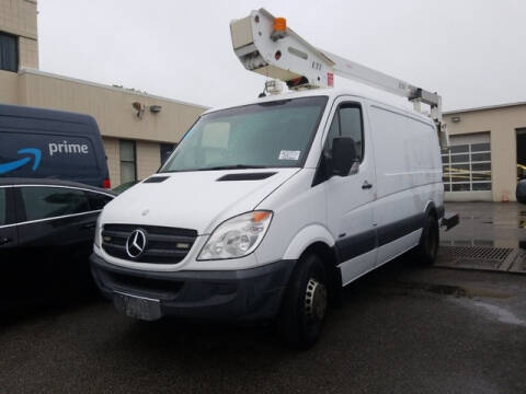 2013 Mercedes-Benz Sprinter Cargo for sale at CENTURY TRUCKS & VANS in Grand Prairie TX