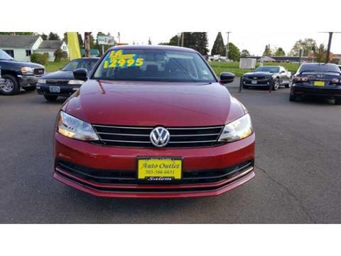 2016 Volkswagen Jetta for sale in Salem, OR