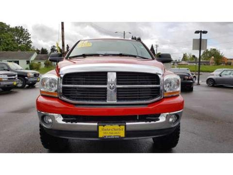 2006 Dodge Ram Pickup 2500 for sale in Salem, OR