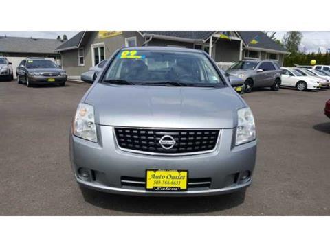 2009 Nissan Sentra for sale in Salem OR