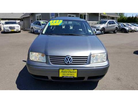 2003 Volkswagen Jetta for sale in Salem, OR