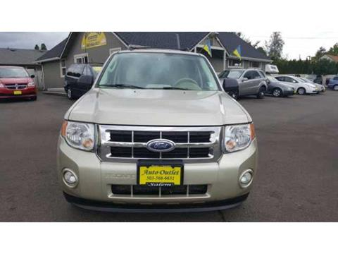 2012 Ford Escape for sale in Salem, OR