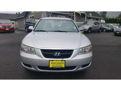 2008 Hyundai Sonata for sale in Salem OR