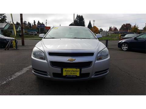 2008 Chevrolet Malibu for sale in Salem, OR