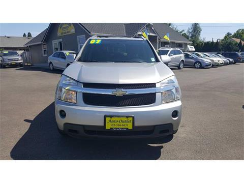 2007 Chevrolet Equinox for sale in Salem OR