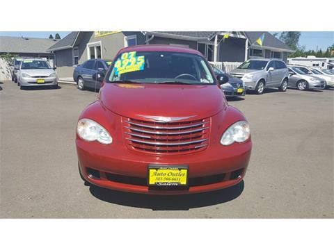 2007 Chrysler PT Cruiser for sale in Salem OR