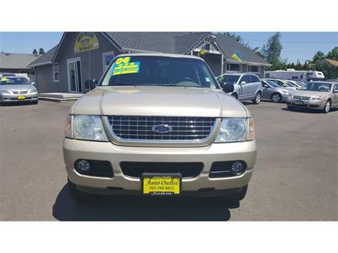 2004 Ford Explorer for sale in Salem, OR