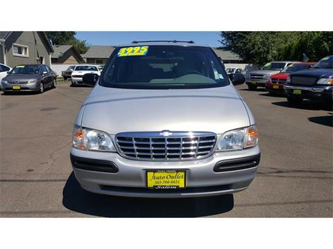 2000 Chevrolet Venture for sale in Salem OR