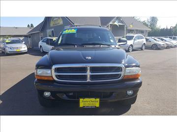 2002 Dodge Durango for sale in Salem, OR