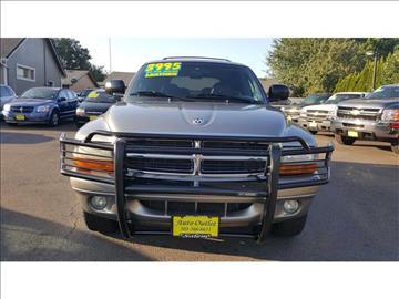 1999 Dodge Durango for sale in Salem, OR