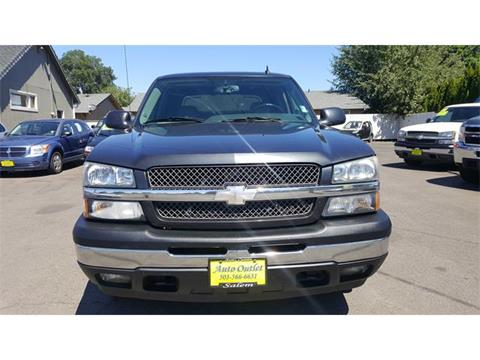 2006 Chevrolet Avalanche for sale in Salem OR