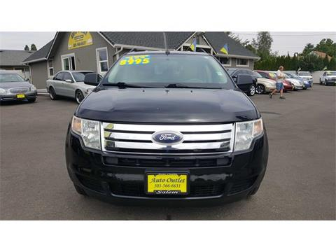 2007 Ford Edge for sale in Salem, OR