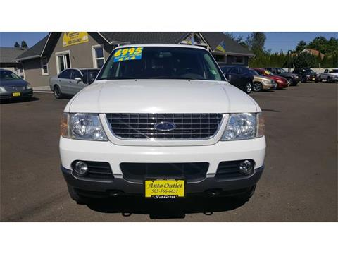 2003 Ford Explorer for sale in Salem, OR