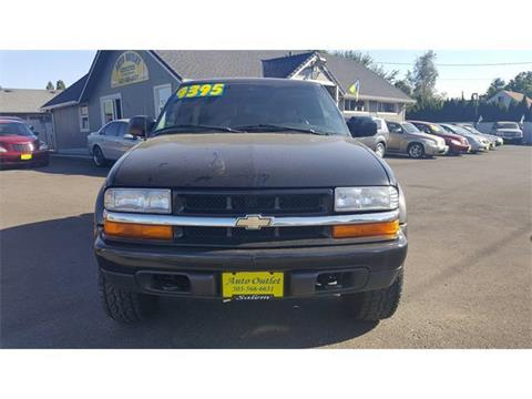 2000 Chevrolet Blazer for sale in Salem OR