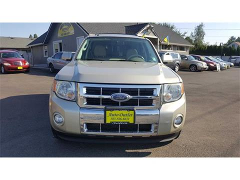 2010 Ford Escape for sale in Salem, OR