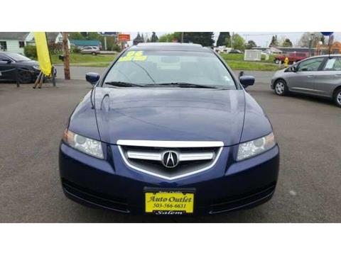 2006 Acura TL for sale in Salem OR