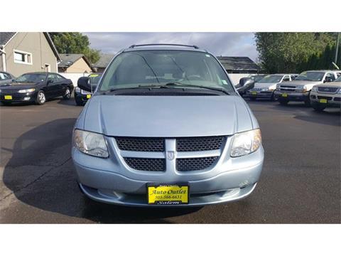 2003 Dodge Grand Caravan for sale in Salem OR
