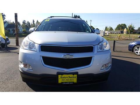 2011 Chevrolet Traverse for sale in Salem, OR