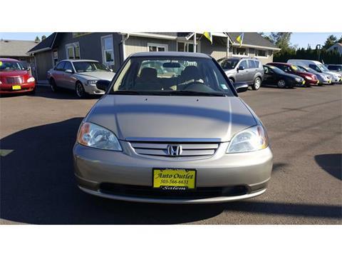 2003 Honda Civic for sale in Salem, OR