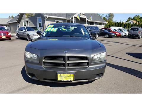 2008 Dodge Charger for sale in Salem OR