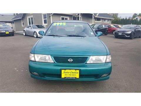 1996 Nissan 200SX for sale in Salem OR
