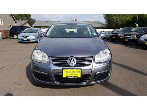 2007 Volkswagen Jetta for sale in Salem, OR