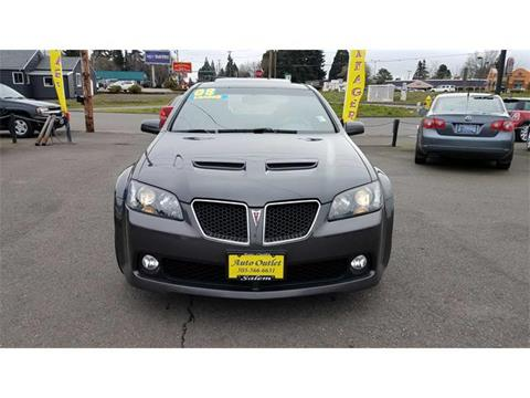 2008 Pontiac G8 for sale in Salem, OR