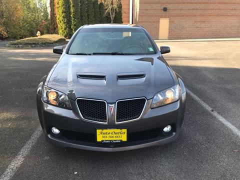 2009 Pontiac G8 for sale in Salem, OR
