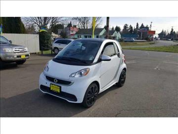 2015 Smart fortwo for sale in Salem, OR