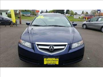 2006 Acura TL for sale in Salem, OR