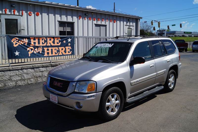 2005 GMC Envoy for sale at Mitchell Motor Company in Madison TN