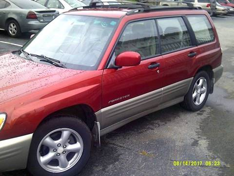 2001 Subaru Forester for sale in Madison, TN