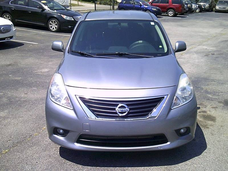 2013 Nissan Versa for sale at Mitchell Motor Company in Madison TN