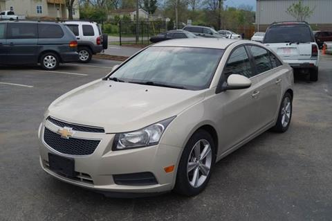 2012 Chevrolet Cruze for sale in Madison, TN