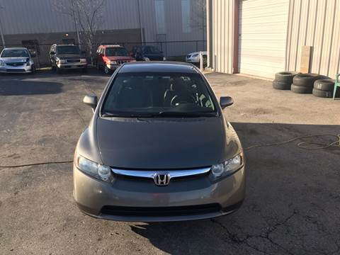 2007 Honda Civic for sale in Madison, TN
