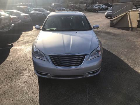 2012 Chrysler 200 for sale in Madison, TN