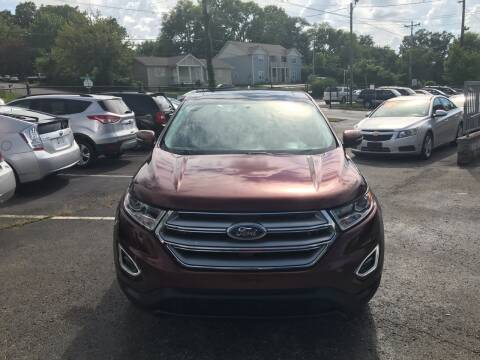 2016 Ford Edge for sale at Mitchell Motor Company in Madison TN