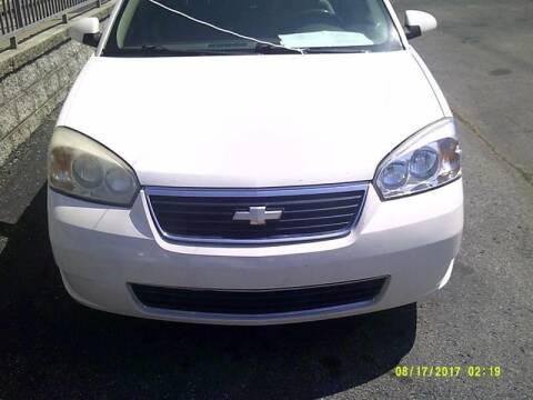 2007 Chevrolet Malibu Maxx for sale at Mitchell Motor Company in Madison TN