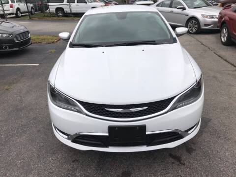 2015 Chrysler 200 for sale at Mitchell Motor Company in Madison TN
