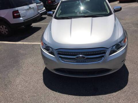 2010 Ford Taurus for sale at Mitchell Motor Company in Madison TN