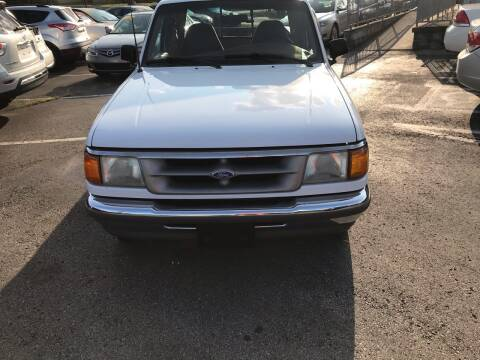 1995 Ford Ranger for sale at Mitchell Motor Company in Madison TN