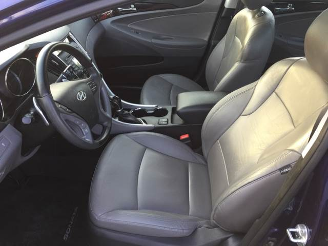 2012 Hyundai Sonata Limited 2.0T 4dr Sedan 6A - Hammonton NJ