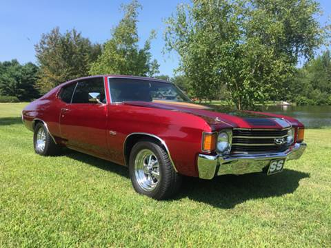 1972 Chevrolet Chevelle for sale in Hammonton, NJ