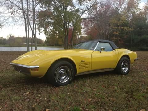 1972 Chevrolet Corvette for sale in Hammonton, NJ