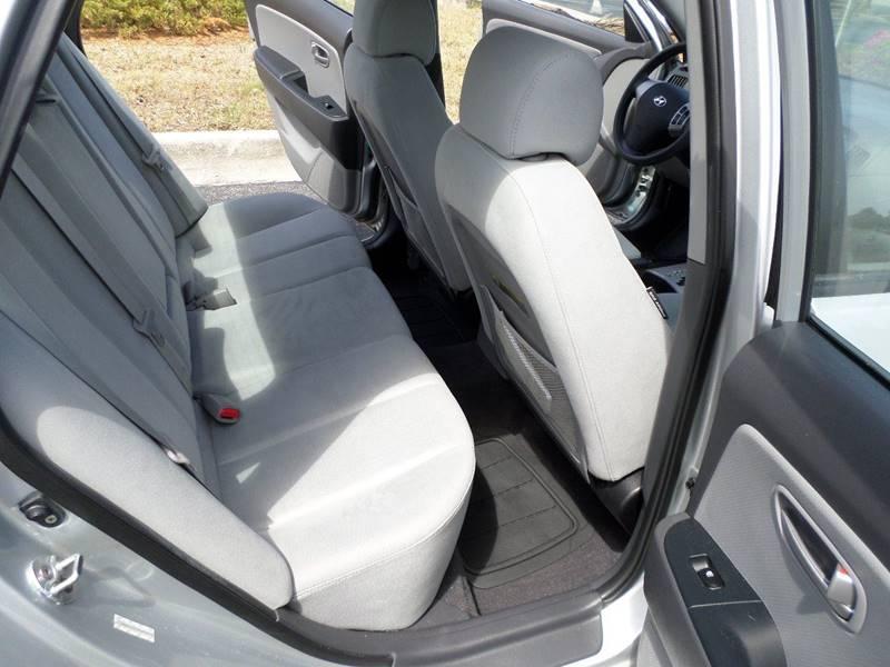 2008 Hyundai Elantra SE 4dr Sedan - Punta Gorda FL