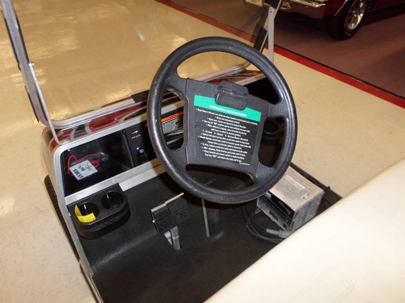 -1 Club Car Villager 6 Custom - Punta Gorda FL