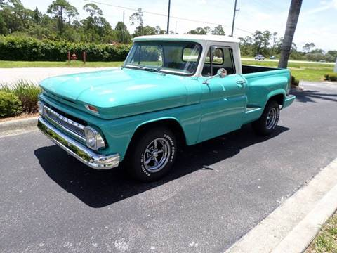 1966 Chevrolet C10  Short Box Stepside