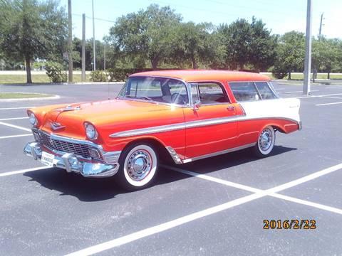 1956 Chevrolet Nomad For Sale In Punta Gorda Fl