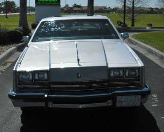 1985 Oldsmobile Toronado Brougham 2dr Coupe - Punta Gorda FL