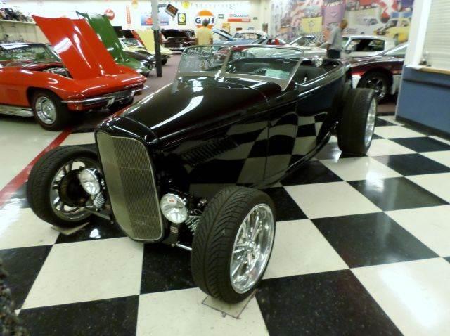 1932 Ford C-MAX Energi for sale at MUSCLE CAR CITY LLC in Punta Gorda FL